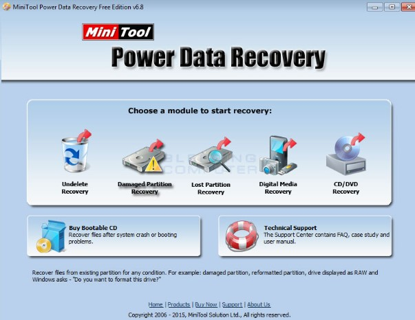 Minitool Power Data Recovery Crack With Keygen Free Download