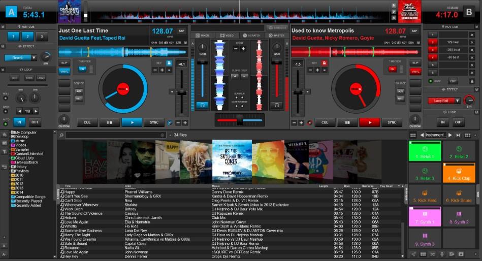 Virtual DJ 8 Crack License Key, Patch Free Download 2019