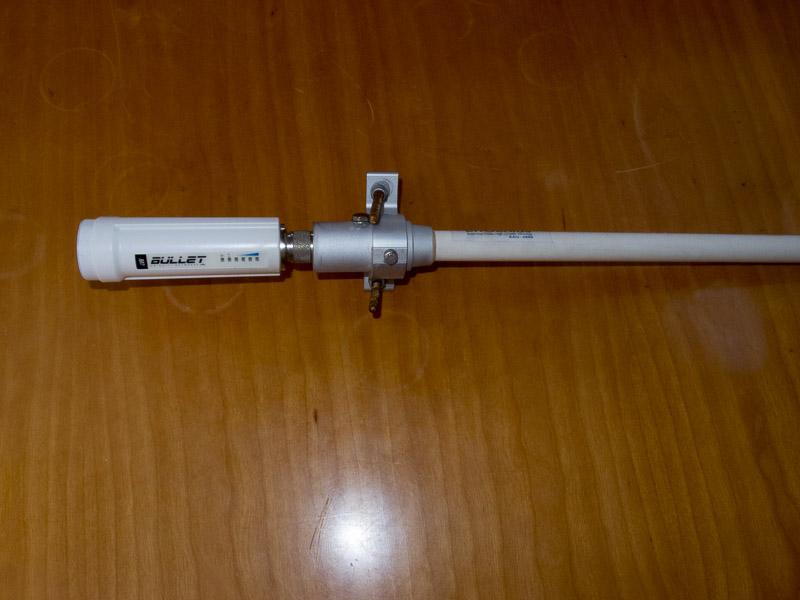 Meine Ubiquity Bullet M2