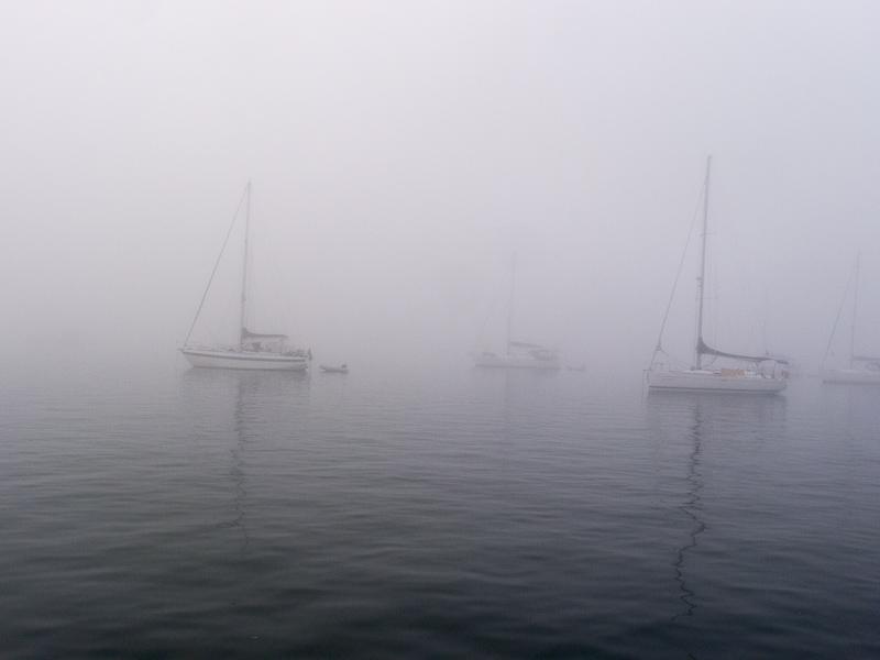 Verloren im Nebel...... Verschollen vor Culatra ...