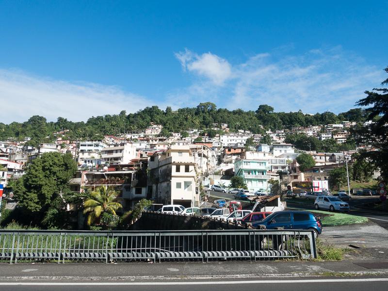 Inselrundfahrt Martinique: Fort de France