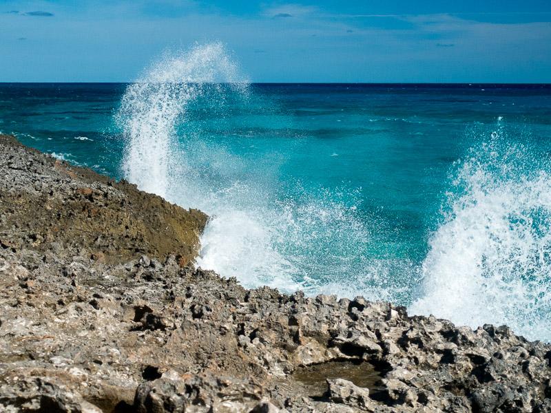 Long Cay die Sound Seite
