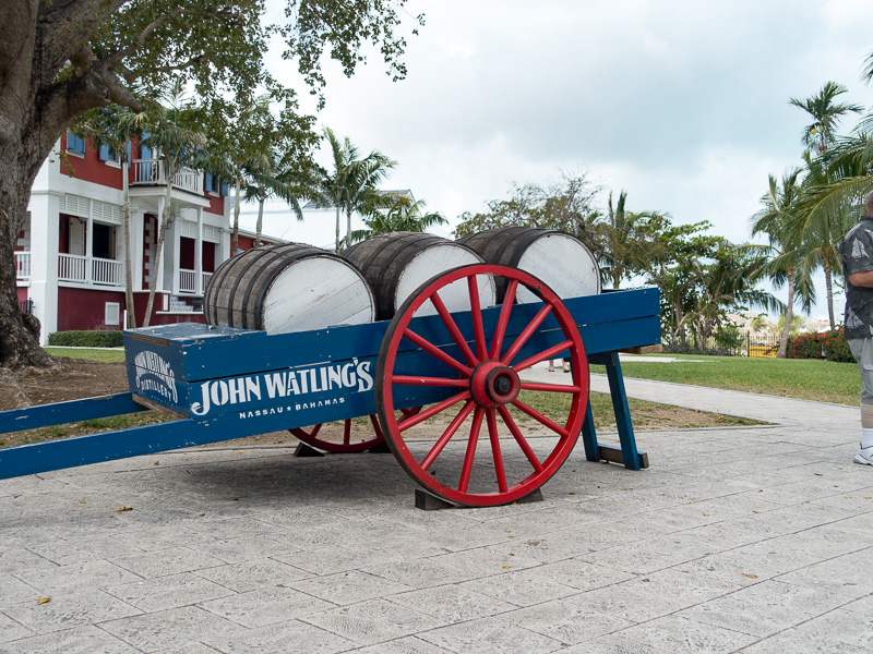 John Waitlings Distillery Nassau