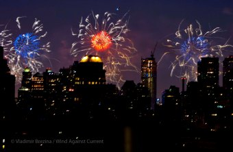 NYC July 4, 2013 fireworks 1
