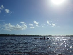 Sun and breeze in Chokoloskee Bay