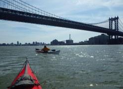 Under Manhattan Bridge