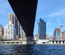 In the shadow of the Queensboro Bridge