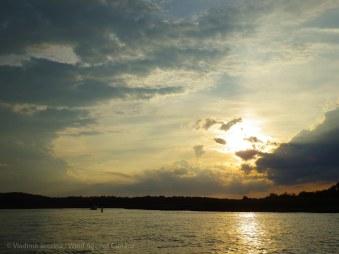 Toward sunset