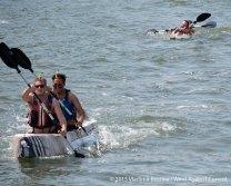 Cardboard Kayak Race 41