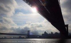 Manhattan circumnavigation 16