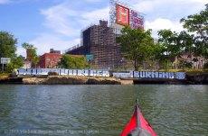 Manhattan circumnavigation 38