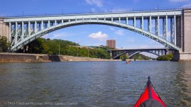 Manhattan circumnavigation 43
