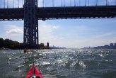 Manhattan circumnavigation 52