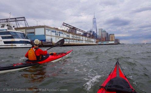 Manhattan circumnavigation 61
