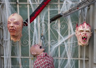Halloween decorations 2015 24