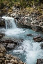 Coronet Creek Waterfall
