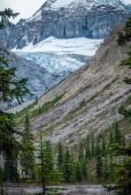 Coronet Glacier