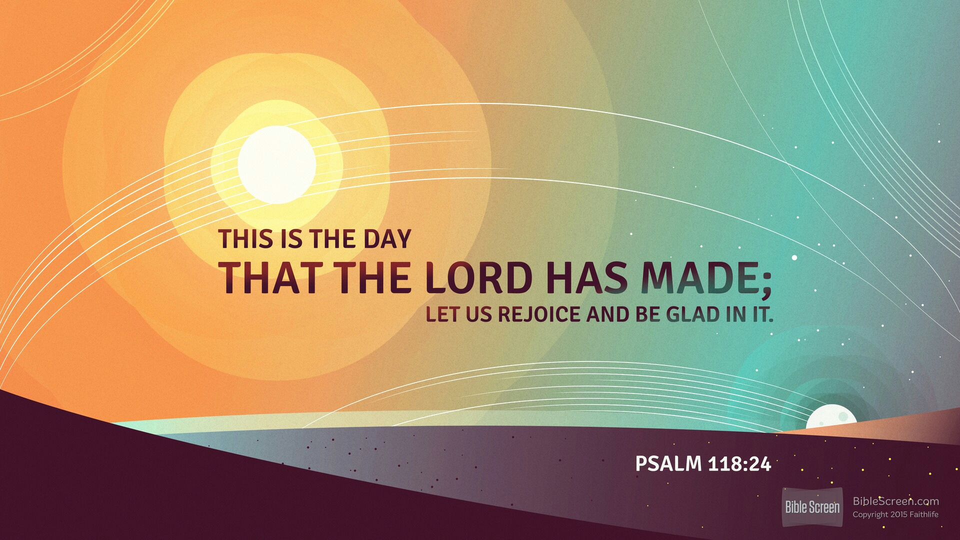 Today Rejoice And Be Glad