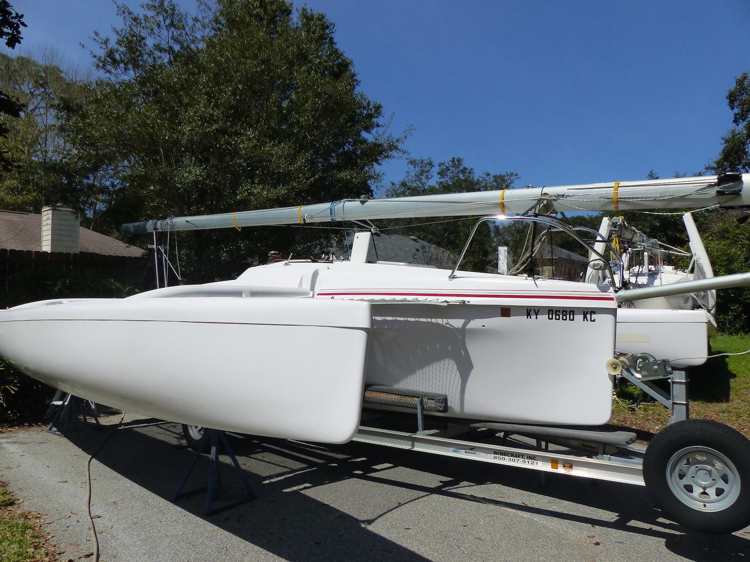 hight resolution of 2013 corsair sprint 750 mk ii in fort walton beach 52 900