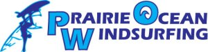 Prairie Ocean windsurfing Logo