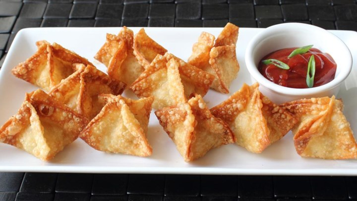 Chef John's Crab Rangoon