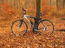 Bike-Merida Crossway (credit: wikipedia)