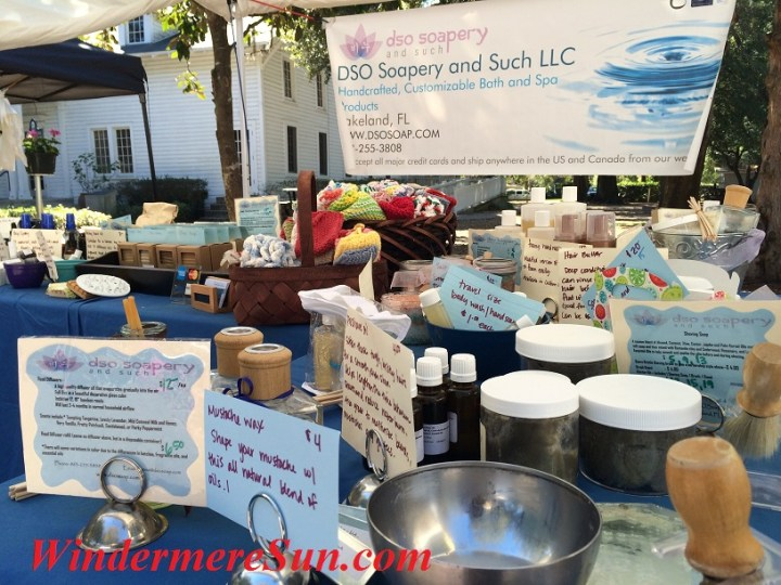 www.DSOSOAP.com, 863-255-3803, where you can get fantastic natural health and beauty products