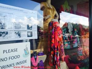 Pretty Women Consignment store front (credit: Windermere Sun-Susan Sun Nunamaker)