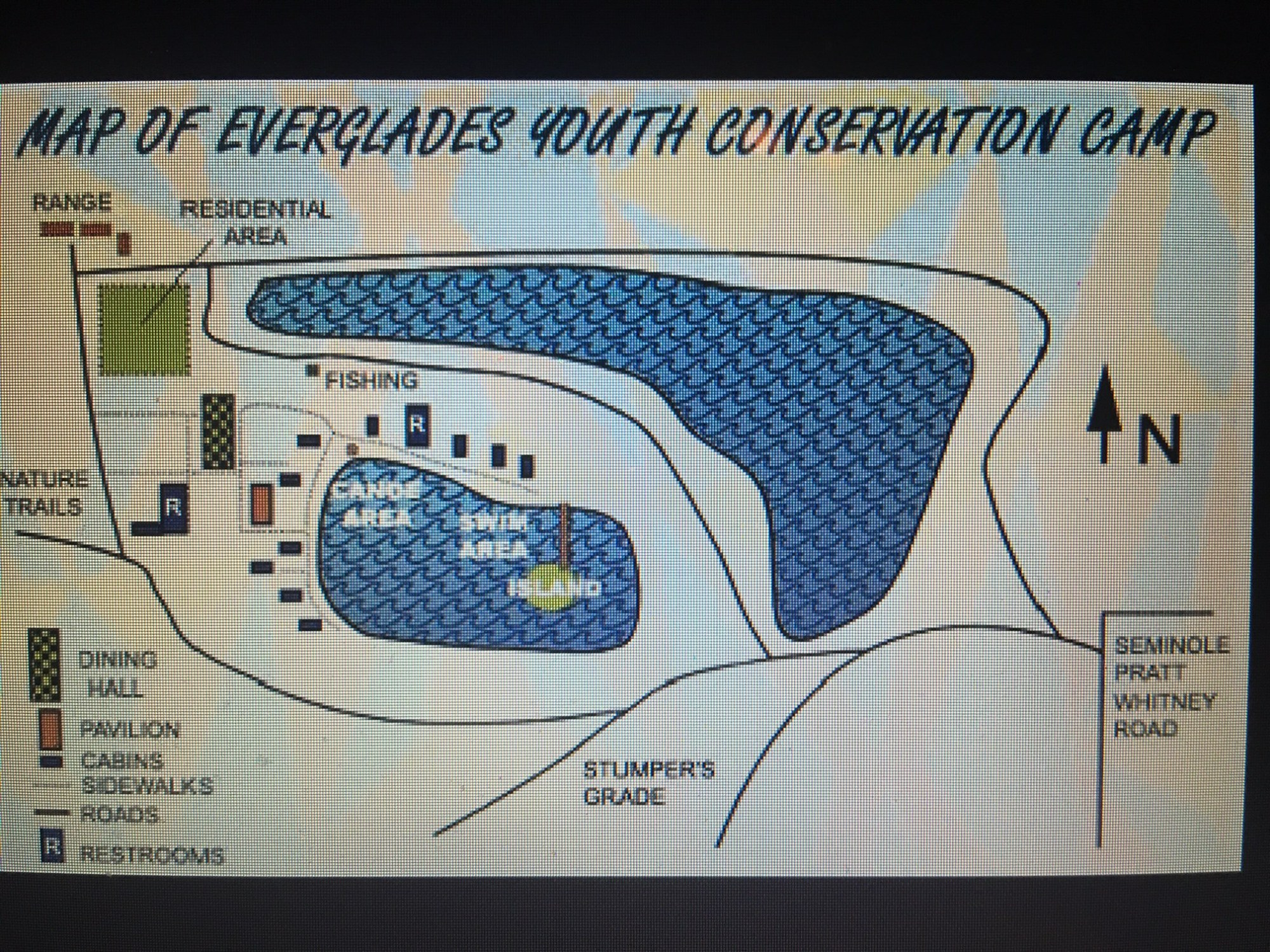 hight resolution of everglades youth conservation camp credit eycc of fyccn everglades youth conservation camp of