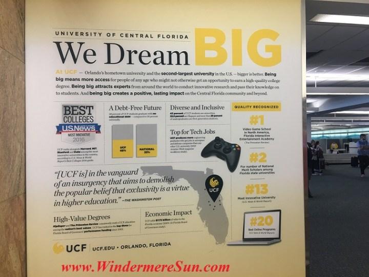 Orlando International Airport-UCF-We Dream Big ad final
