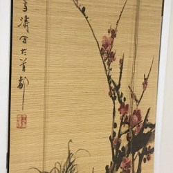 YESS-Chinese painting scroll, YESS Center, at 3201 E. Colonial Dr.,Suite M-25, 407-270-7073 (credit: Windermere Sun-Susan Sun Nunamaker)