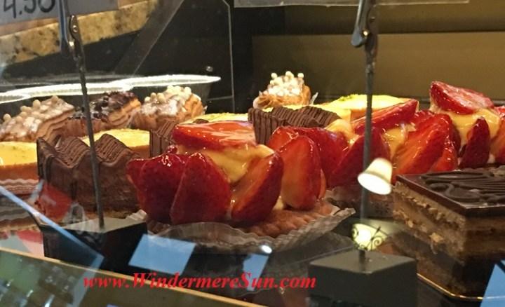 Misc Declicacies of My French Cafe (credit: Windermere Sun-Susan Sun Nunamaker)