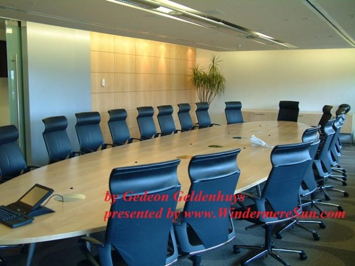 Meeting Room (by Gideon Geldenhuys)