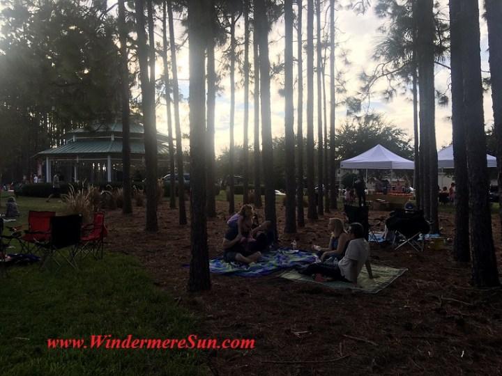 Relax Under The Trees (credit: Windermere Sun-Susan Sun Nunamaker)