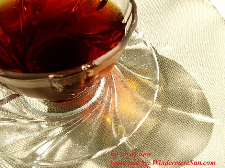 A Cup of Tea by viraj deo