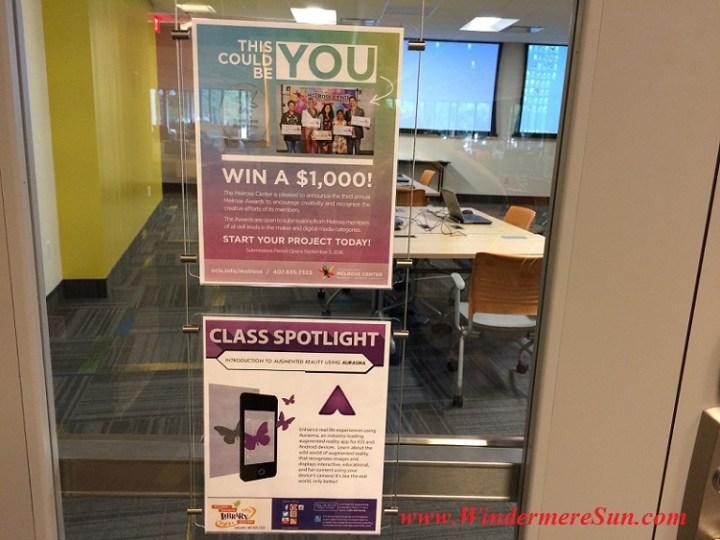 $1000 reward for project using aurasma final