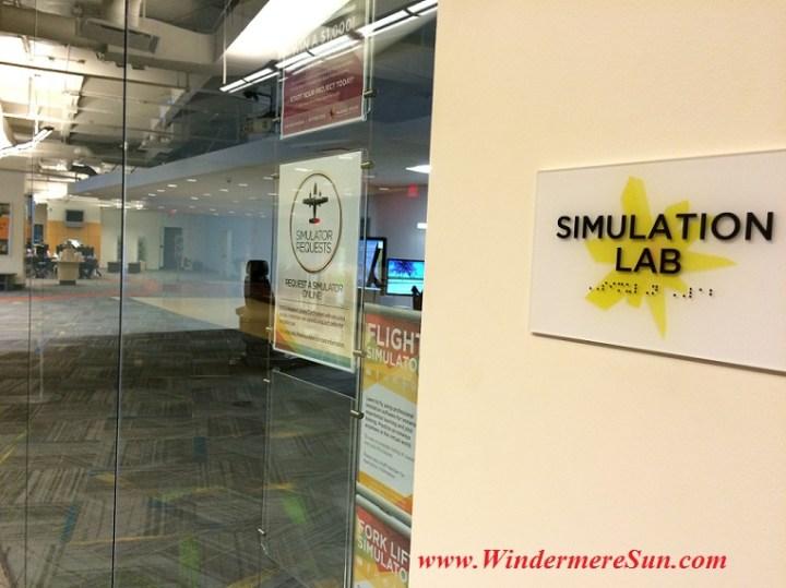 Simulator lab final
