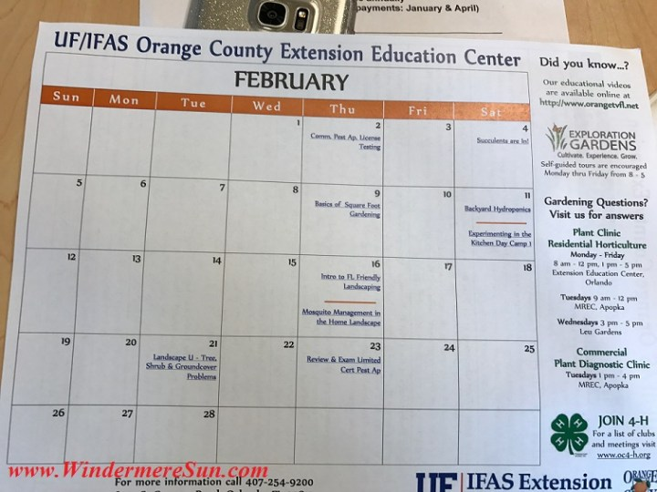 Orange County Extension Education Program final