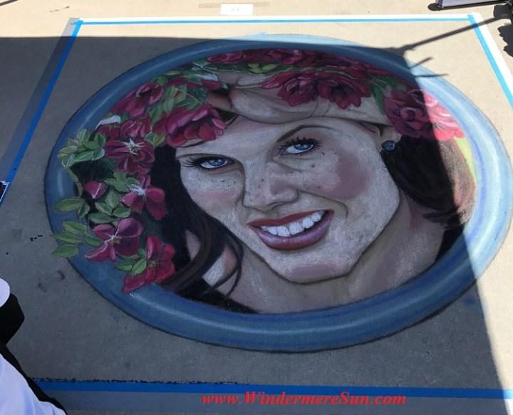 Woman's Face art work final