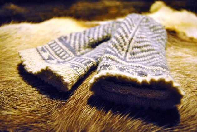 lapaset, traditional Finnish mittens