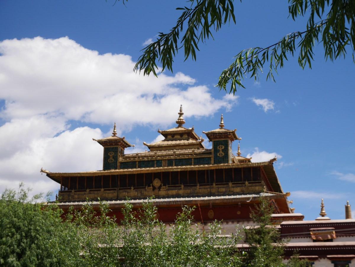世界屋脊 西藏之旅 DAY 3 山南地區 桑耶寺 – 風の誌
