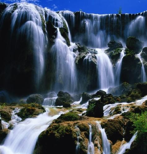 juzhaigou valley best scenery