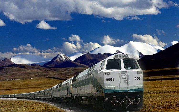 Tibet Train Tour Of Qinghai Lake Lhasa Gyantse