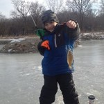 Ice Fishing success!