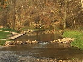 Spring at Paint Creek