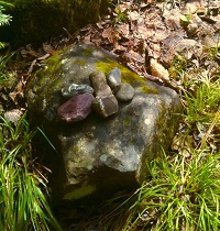 Granddaughter's Pebbles