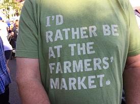 Farmers Market Shirt