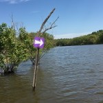 Water Trail Marker