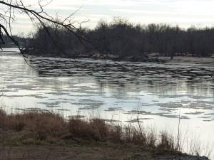 River Ice