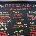 Fire Island Menu